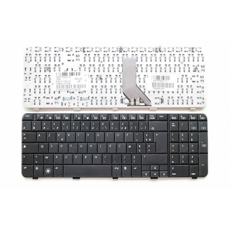 clavier hp elitebook 8560w 8570w