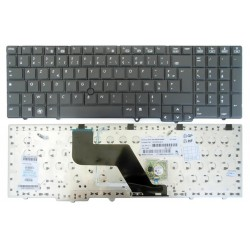 clavier hp elitebook 8540p 8540w