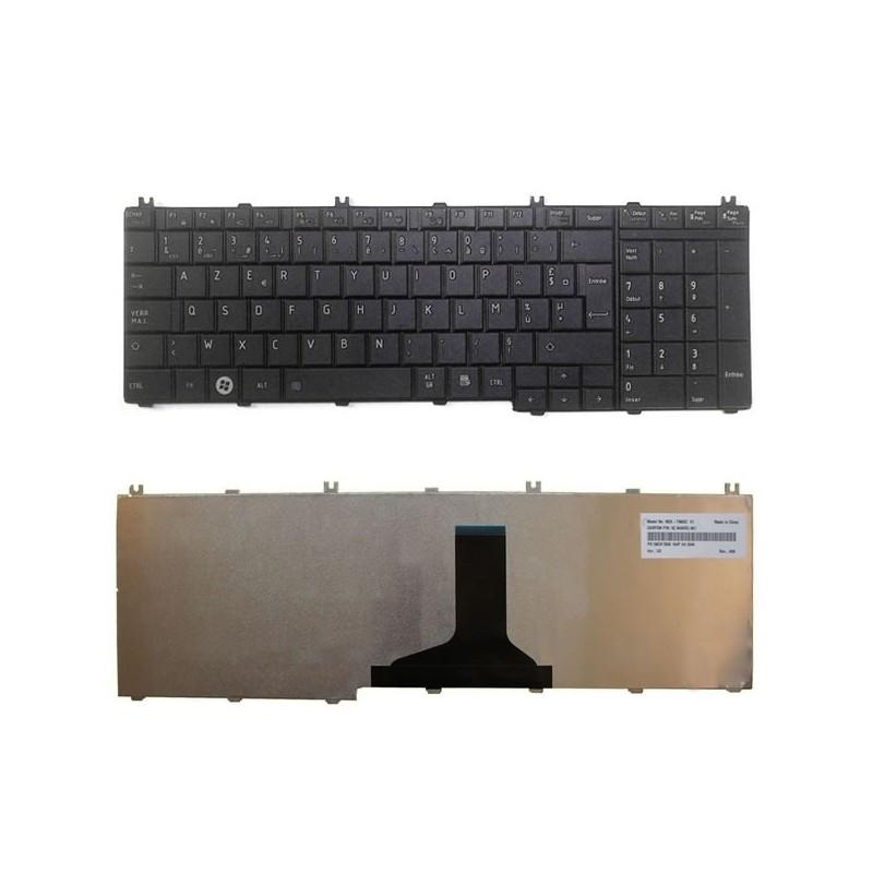 clavier toshiba satellite l670 series v000211450