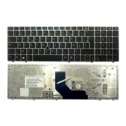 clavier hp elitebook 8560b series 701986-051