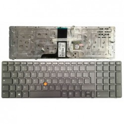 clavier hp elitebook 8760w 8770w