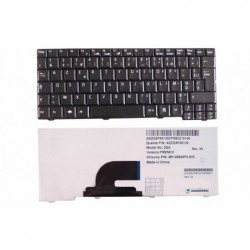 clavier acer aspire one 531h series nsk-ajj0f