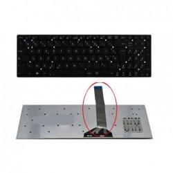 clavier asus f751 series 13k7056000337q