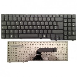 clavier asus x71 series 04gned1kfr