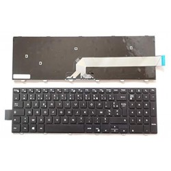 clavier pour dell vostro 15-5559 series 490-00h07-0d0f