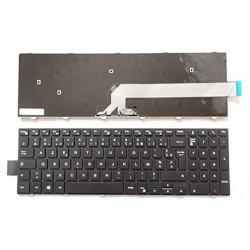 clavier pour dell vostro 15-5559 series nsk-lr0sw