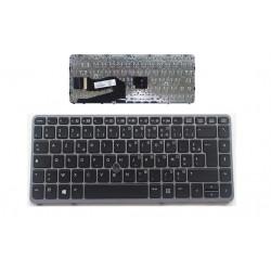 clavier hp elitebook 840g1 840g2 850g1 740g1