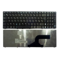 clavier asus w90 series 04gnv32kfr01-3