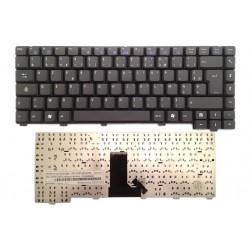 clavier asus a6000 series v0306blak1